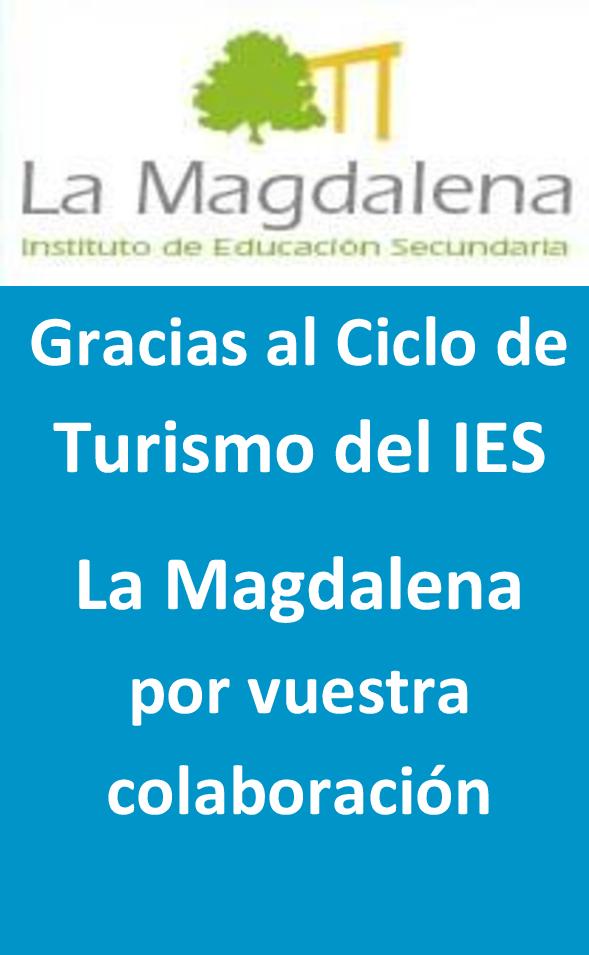 Ciclo de Turismo IES La Magdalena