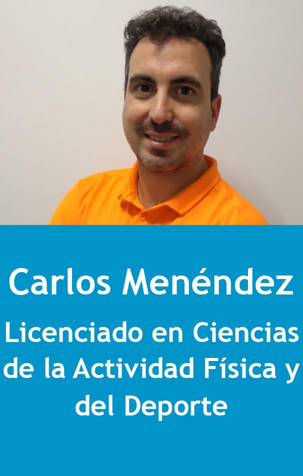 Carlos Menéndez Fernández