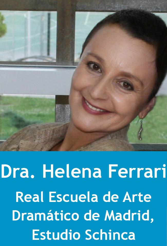 Doctora Helena Ferrari Schinca