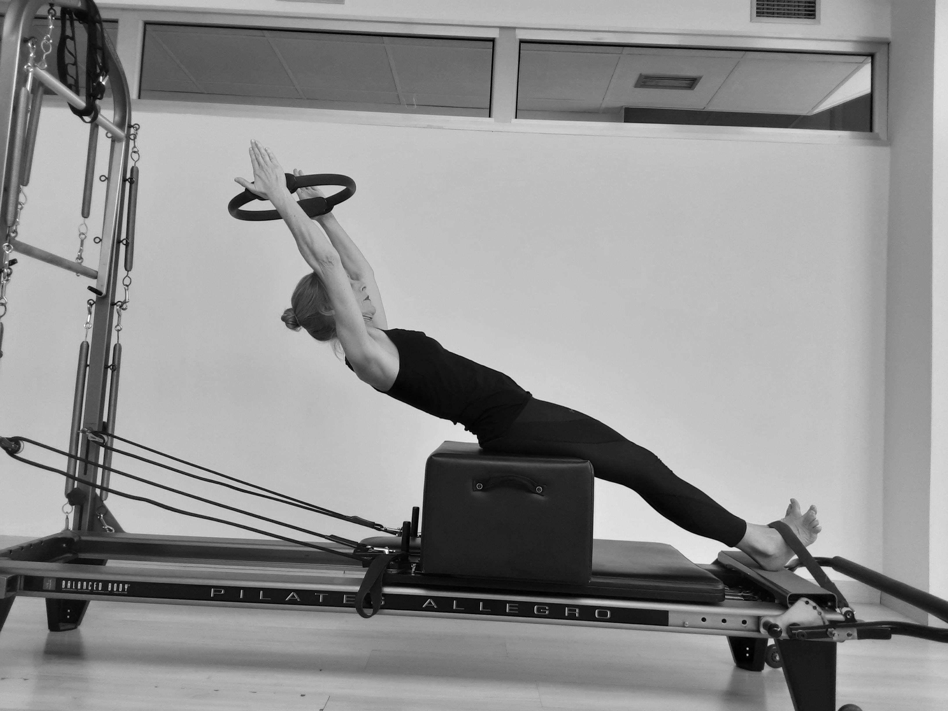 Tipos de clases de pilates - Fotografía María Fernández
